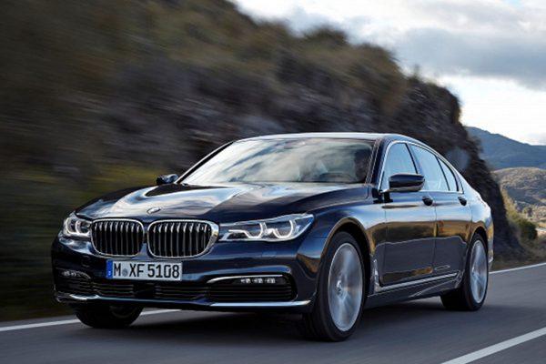 BMW 730 Ld xDrive Long VI