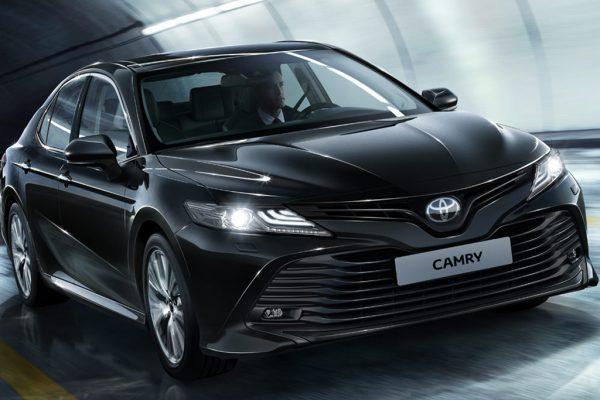 Toyota Camry VIII