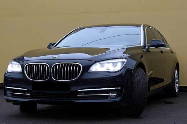 BMW 7ER 740Li xDrive 3.0 AT